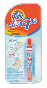 Tide  To Go  Stain Pen  No Scent Liquid  0.33 oz.