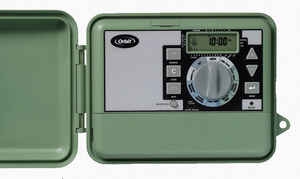 Orbit  Easy-Set Logic  Programmable 6 zone Sprinkler Timer
