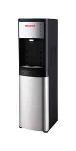 Honeywell  5 gal. Silver  Free-Standing Water Dispenser  Stainless Steel