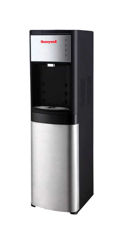 Honeywell  1 Gallon  Silver  Free-Standing Water Dispenser  Plastic