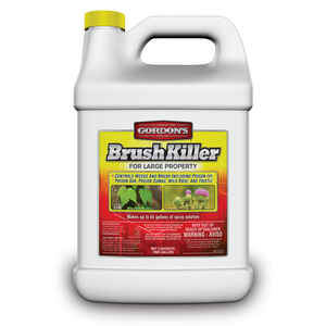 Gordons  For Large Property  Concentrate  Brush Killer  1 gallon gal.