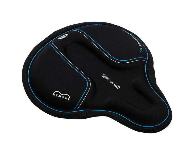 Bell Sports  Memory Foam  Bike Seat Cover  Black