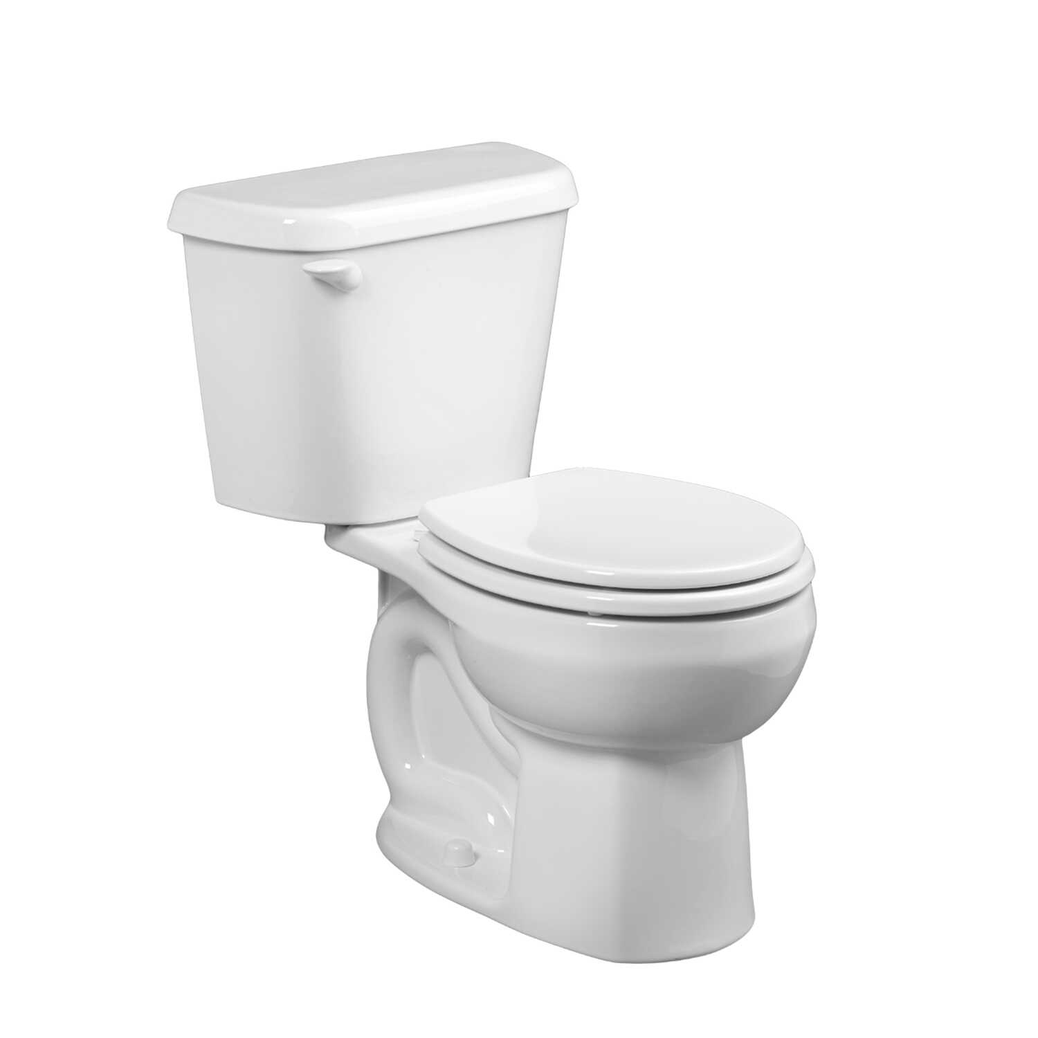 American Standard  Colony  1.28 gal. White  Round  Complete Toilet