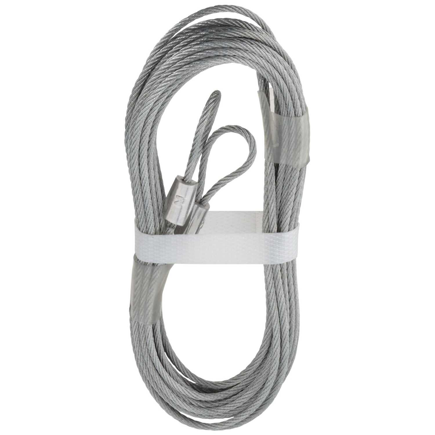 National Hardware  12 ft. L Spring Lift Cables