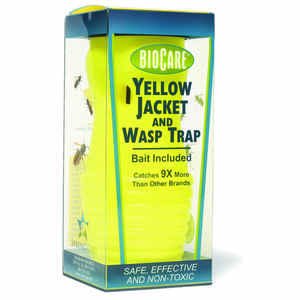 BioCare  Yellow Jacket and Wasp Trap  4 oz.