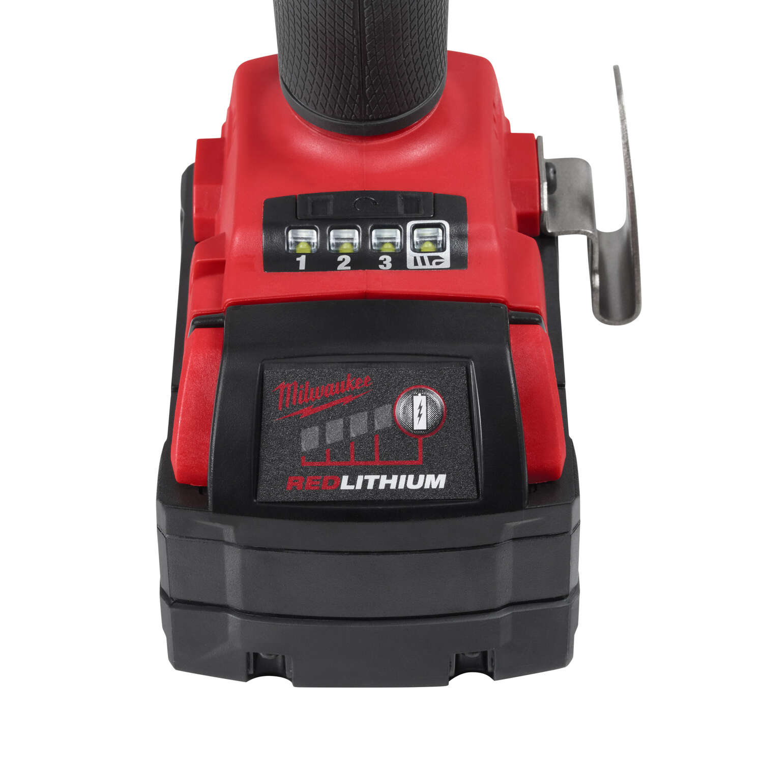 Milwaukee  M18 FUEL  18 volt 1/4 in. Hex  Cordless  Brushless Impact Driver  Kit 3000 rpm 3700 ipm 1