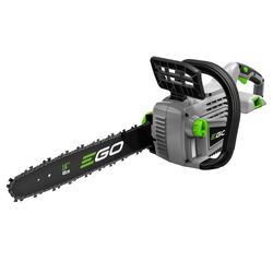 EGO  Power+  CS1600  16 in. 56 volt Battery  Chainsaw  Tool Only