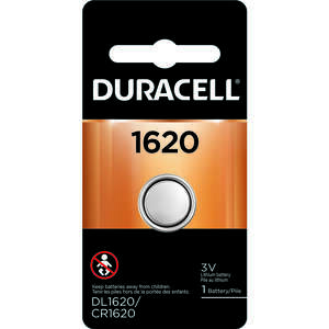 Duracell  Lithium  1620  Medical Battery  1 pk