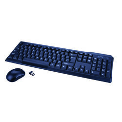 Home Plus  Wireless Keyboard and Optical Mouse  1 pk