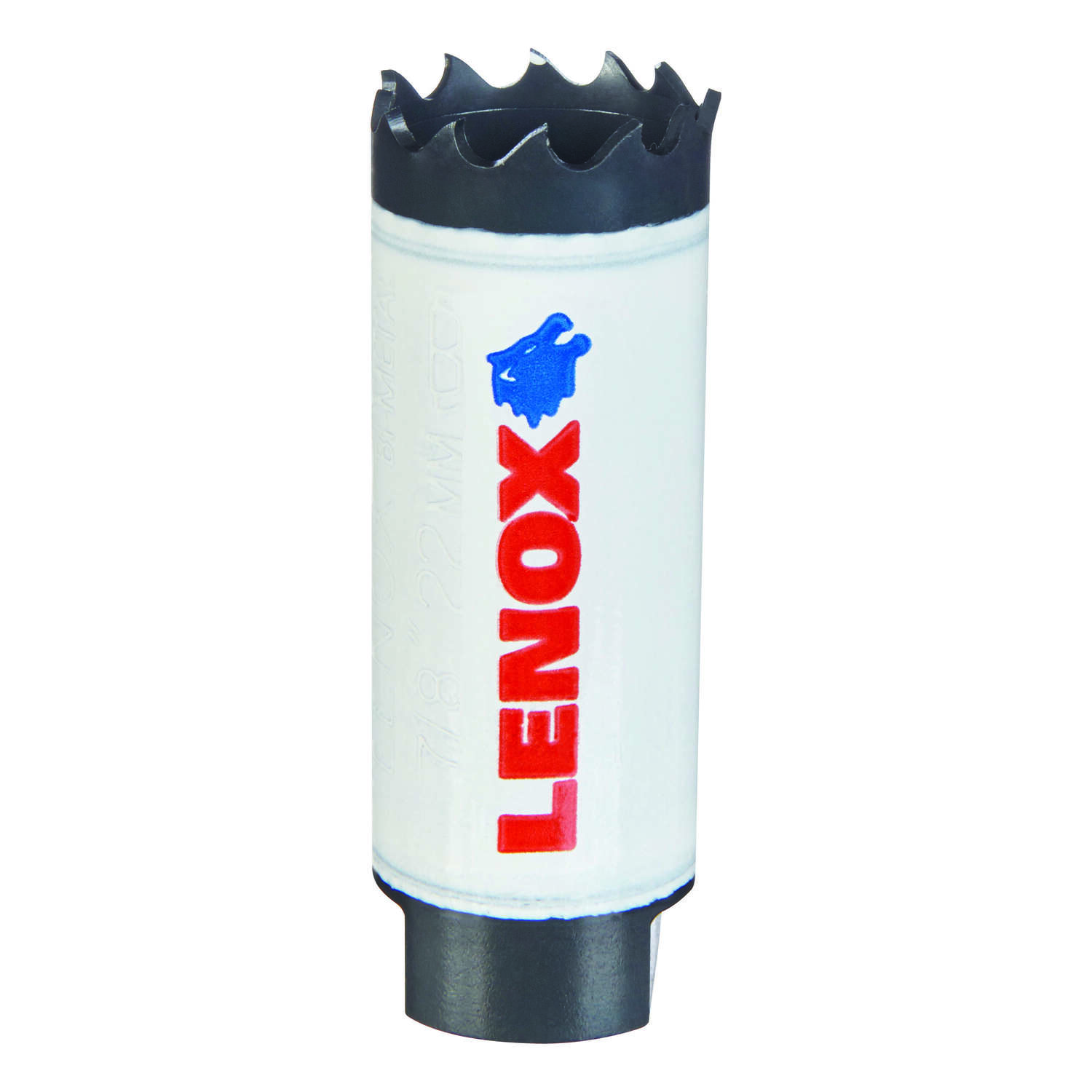 Lenox  Speed Slot  7/8 in. Dia. x 1.5 in. L Bi-Metal  1/2 in. 1 pc. Hole Saw