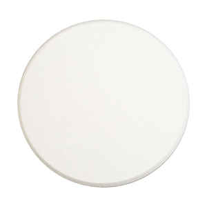 Prime-Line  5 in. H x 1/4 in. W Vinyl  White  Wall Protector  Mounts to wall