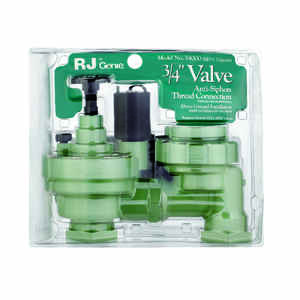 Lawn Genie  Anti-Siphon Valve  3/4 in. 150 psi