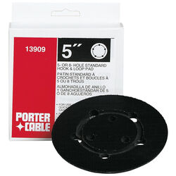 Porter Cable 5 in. Resin Hook and Loop Sander Replacement Pad 1 pk