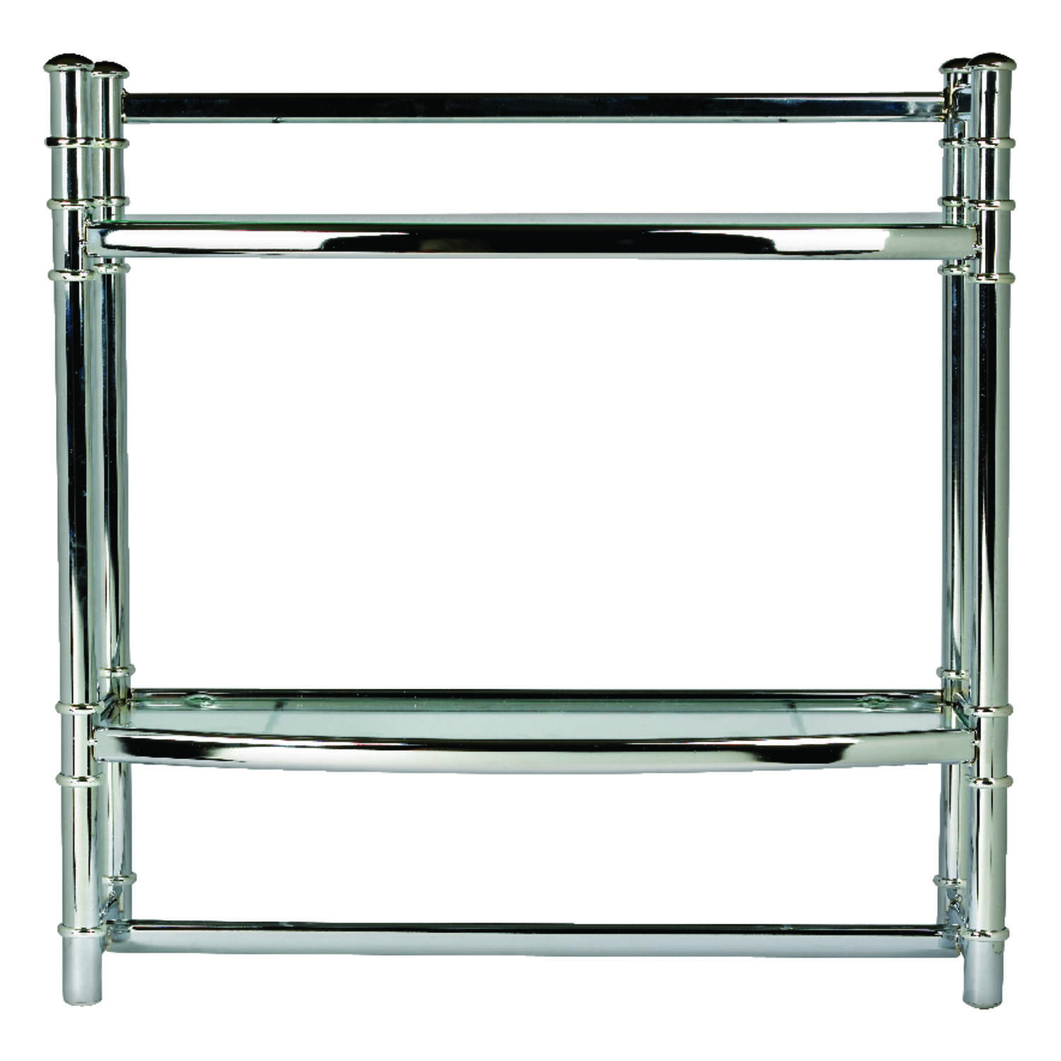 Zenith  Studio Accents  20.75 in. H x 21 in. W x 9.25 in. D Steel  Wall Mount Shelf