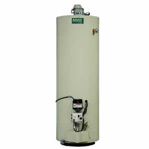 Reliance  Water Heater  Natural Gas  50 gal. 63-1/2 in. H x 22 in. L x 22 in. W
