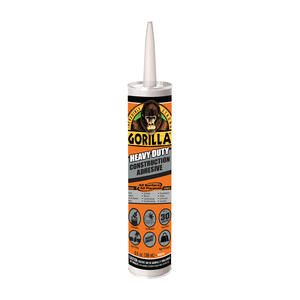 Gorilla  All Purpose Construction Adhesive  9 oz.