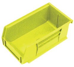Quantum Storage  7-3/8 in. L x 4-1/8 in. W x 2-13/16 in. H Storage Bin  Polypropylene  1 compartment