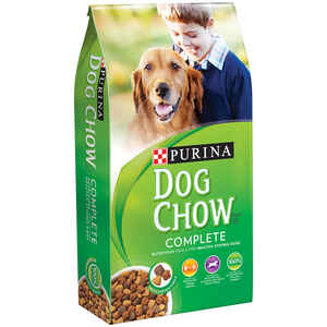 Purina  Dog Chow Complete & Balanced  Beef  Dry  Dog  Food  42 lb.
