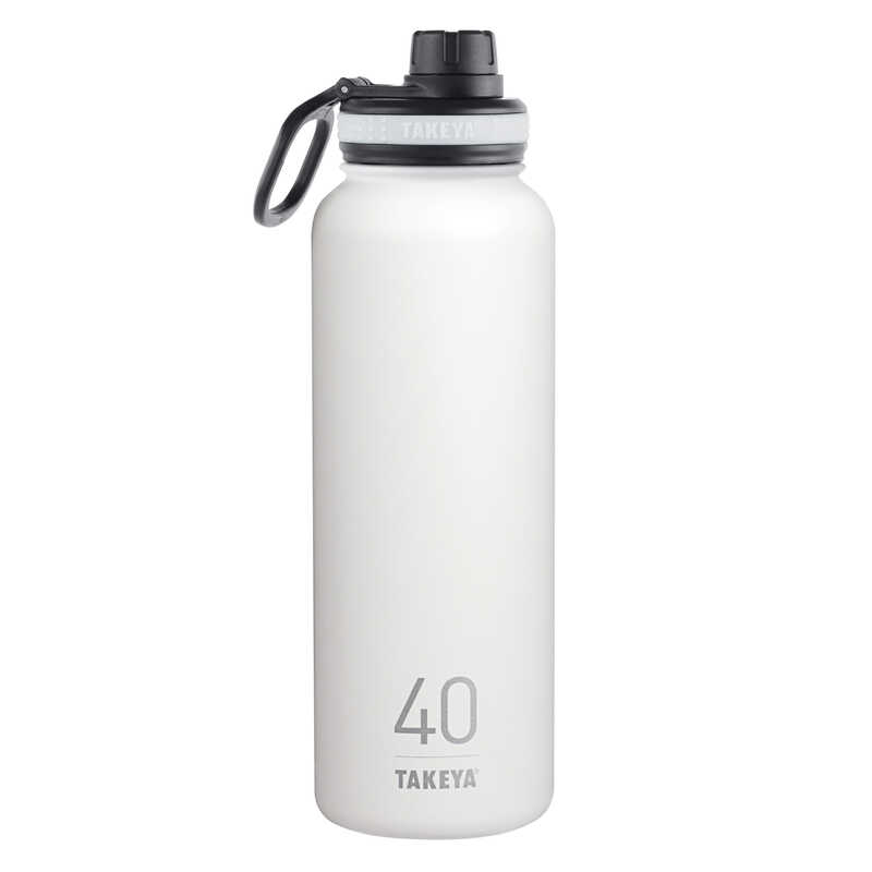 Takeya ThermoFlask  40 oz. Double Wall Tumbler  Snow