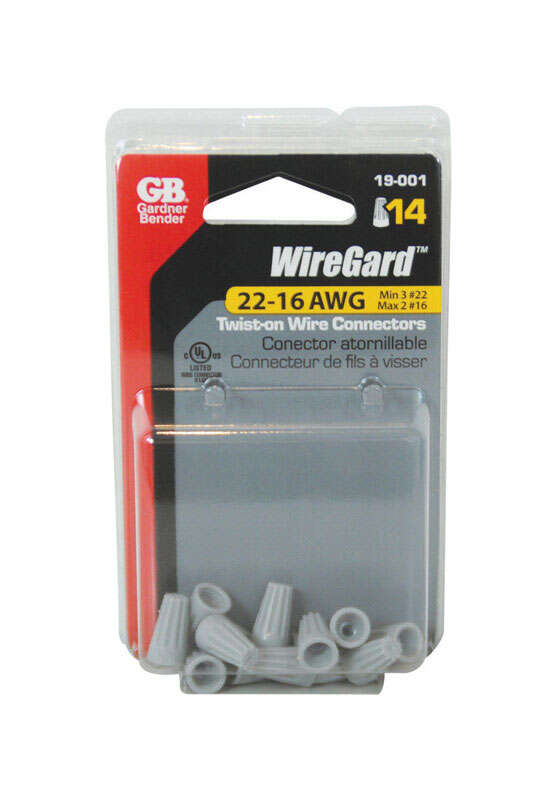 WingGard  Wire Connector  22-16 AWG 14