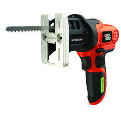 Black and Decker  Cordless  Compact Saw  7.2 volt
