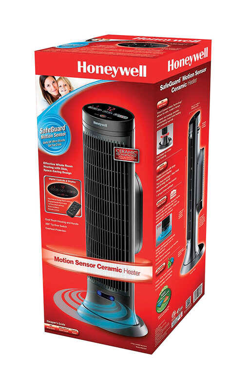 Honeywell  120 sq. ft. Electric  Digital Tower  Heater