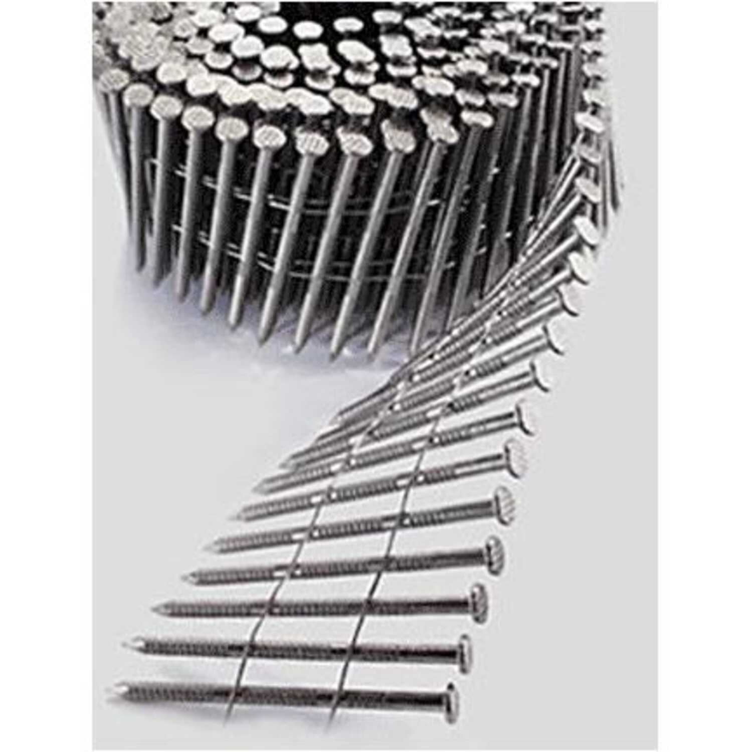 Simpson Strong Tie 3d 1 3 4 In L Siding Coated Stainless