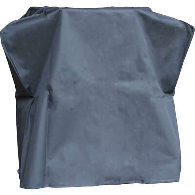 Portacool  31 in. H x 25 in. W Vinyl  Black  Evaporative Cooler Cover