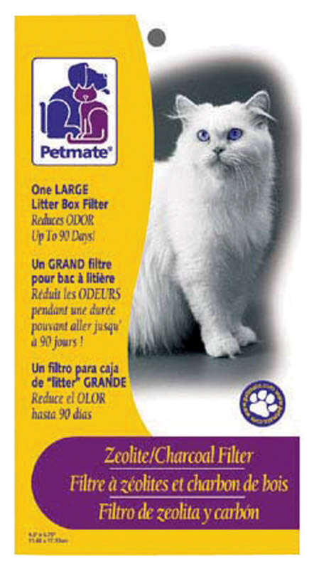 Petmate Plastic Assorted Litter Box Liners 1 pk