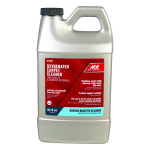 Ace  Oxy Magnet  Pleasant Scent Oxy Carpet Cleaner  64 oz. Liquid  Concentrated