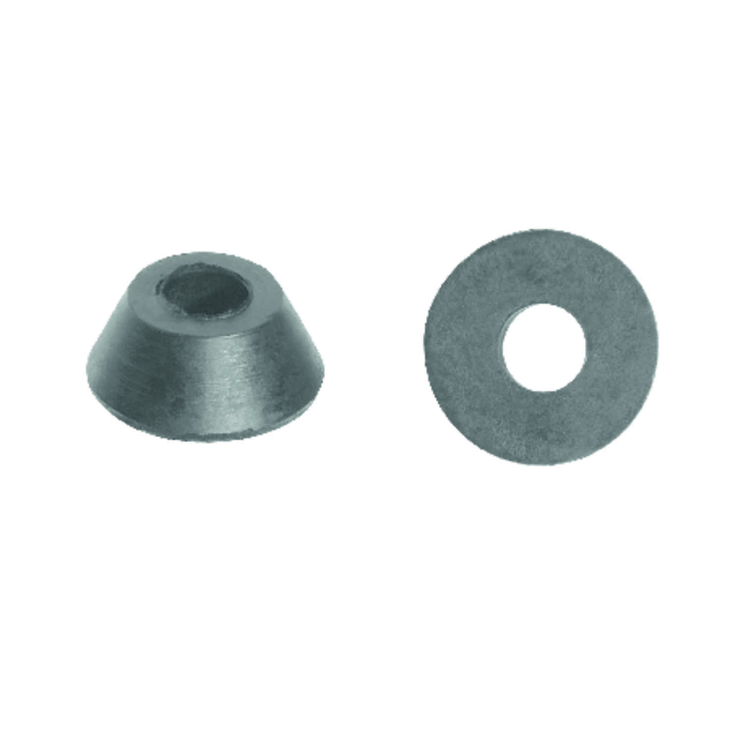 Danco  3/8 in. Dia. Synthetic Rubber  Washer  5 pk