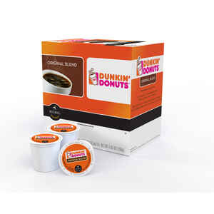 Keurig  Dunkin' Donuts  Original Blend  Coffee K-Cups  16 pk