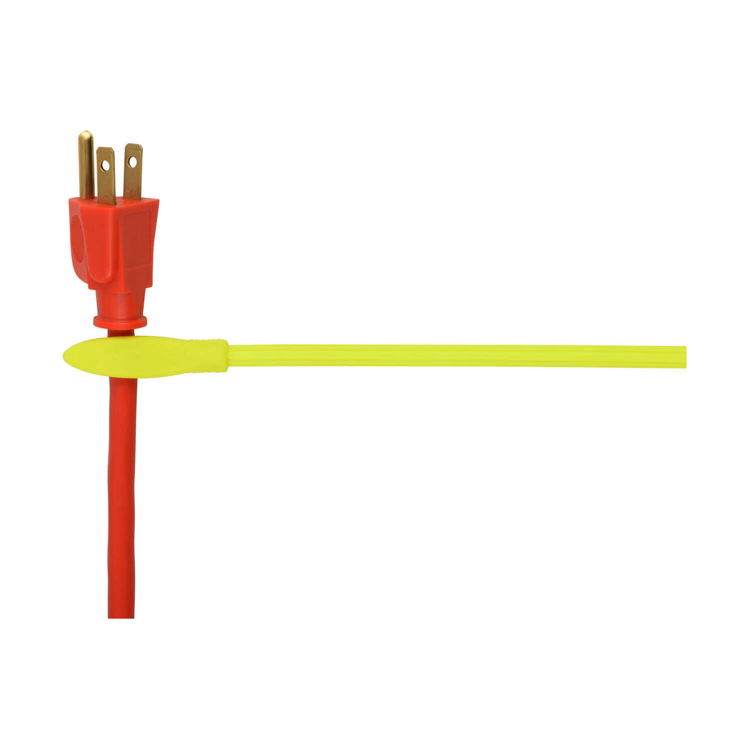 Nite Ize  Gear Tie Cordable  18 in. L Yellow  Cable Tie  2 pk