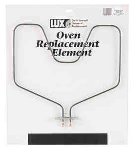Lux  Chrome  Oven Replacement Element  18 in. W x 16 in. L