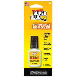 The Original Super Glue Gel Adhesive Remover 0.17 oz.