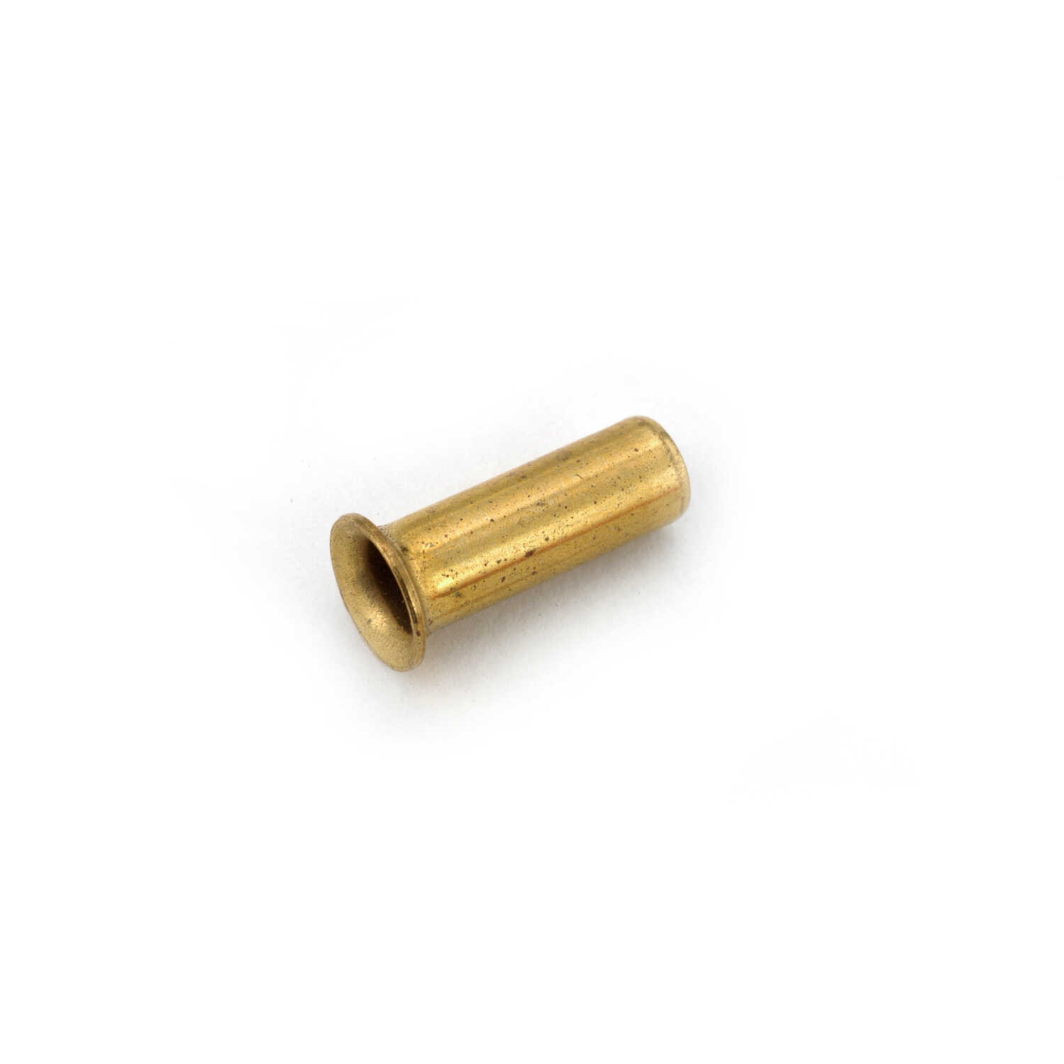 Anderson Metals Corporations  1/4 in. Compression   x 1/4 in. Dia. Compression  Brass  Insert and Sl