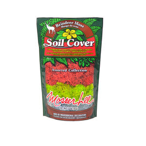 Mosser Lee  Reindeer Moss Assorted Collection  Soil Cover  3 oz.