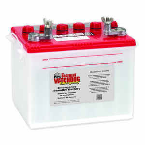 Basement Watchdog  Rechargeable 400 amps Deep Cycle Battery