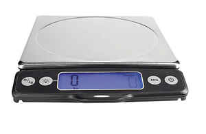 OXO  Good Grips  Silver  Digital  Food Scale  11 Weight Capacity