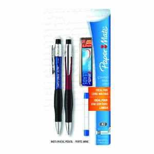 Papermate  Comfort Mate Ultra  HB  Mechanical  Pencil  2 pk
