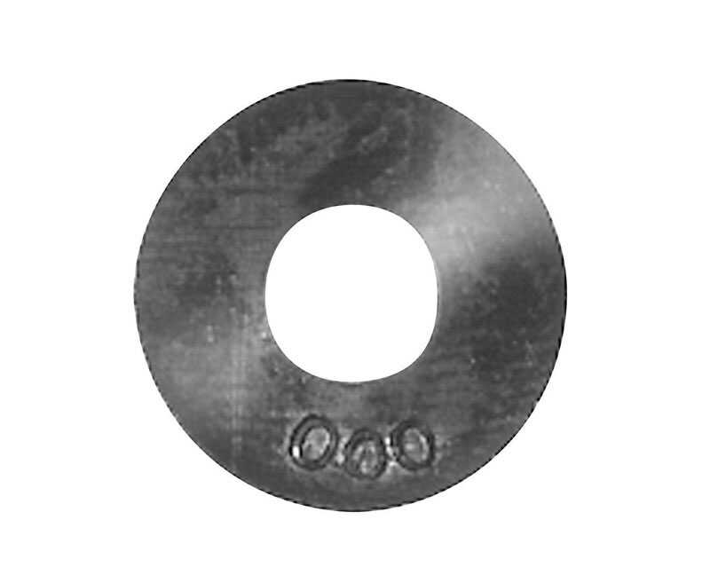 Danco  5/32 in. Dia. Synthetic Rubber  Washer  5