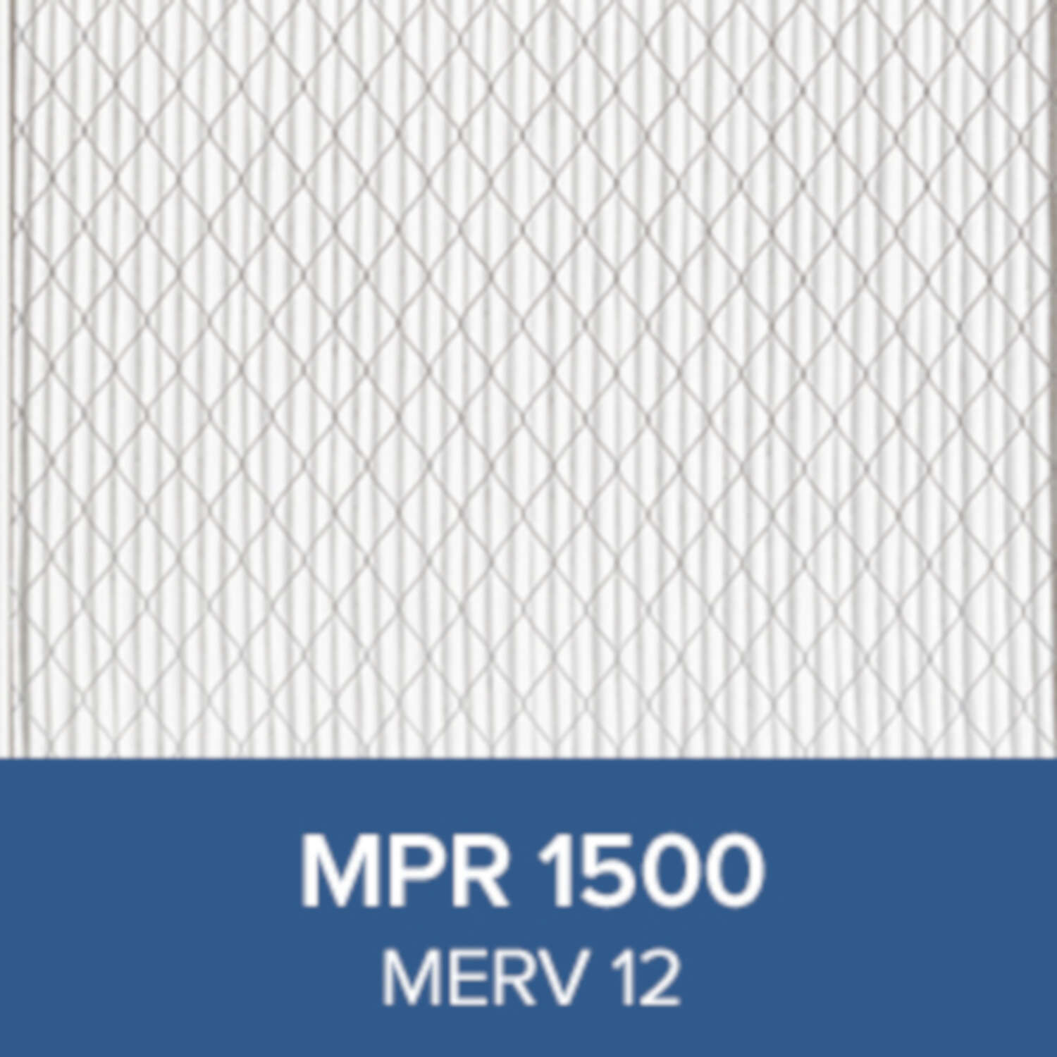 3M  Filtrete  20 in. W x 25 in. H x 1 in. D 12 MERV Pleated Air Filter