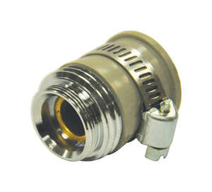 Danco  Brass  Garden Hose Aerator Adapter