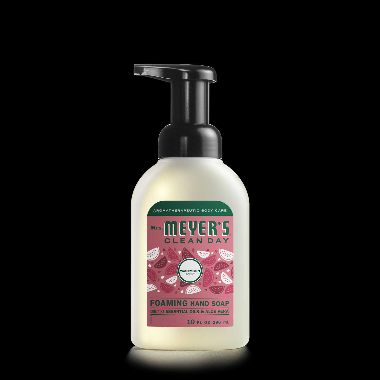 Mrs. Meyer's  Clean Day  Organic Watermelon Scent Foam Hand Soap  10 oz.