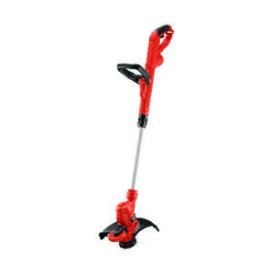Black and Decker  Electric Powered  Straight Shaft  String Trimmer  Corded  Electric