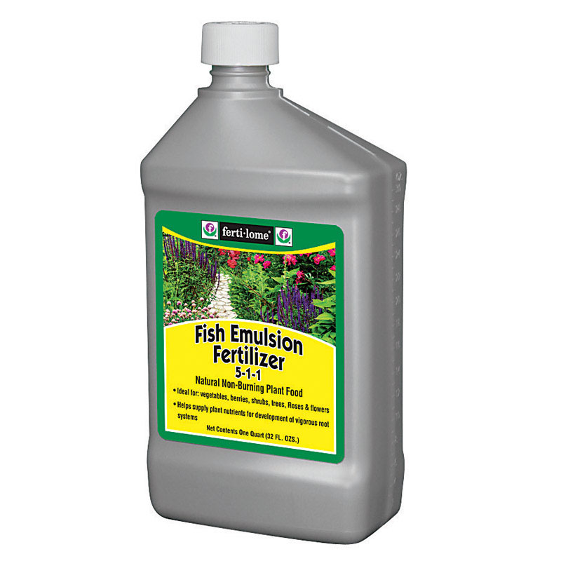 Ferti-Lome  Fish Emulsion  Liquid  Organic Plant Food  32 oz.