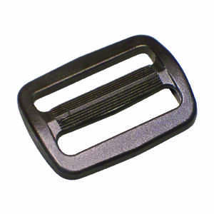 Bulk-Strap  1.3 in. L Black  Cargo Strap Snap Buckle  70 lb. 200 pk