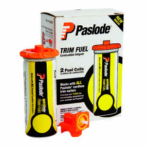 Paslode  QuickLode  Trim Nailer Fuel  2 pk