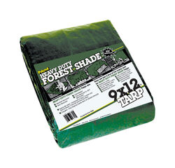 Dewitt Polytuf 12 ft. W x 9 ft. L Heavy Duty Polyethylene Tarp Forest Green