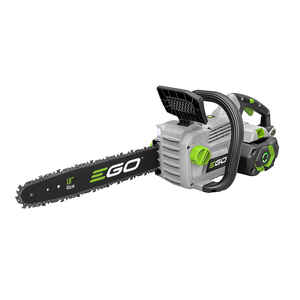 EGO  Power Plus  18 in. Battery Powered  Chainsaw Kit  CS1804